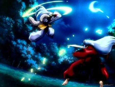 Inuyasha vs sesshomaru inuyasha anime background - Sesshomaru inuyasha wallpaper ...