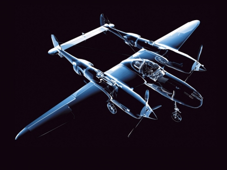 The Air Gives All Wings a Solo Flight - airplane, wars, bomber, fighter