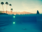 Under the Pool - Palm Springs