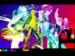 rainbow of team persona