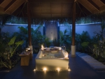 Nighttime Tropical Spa