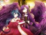 Suzuno & Lucifer