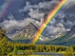 *** It is amazing rainbow !!! ***
