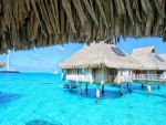 Aqua Blue Ocean Luxury Water Villas