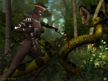 Snake Charmer By Djstatic Poser Fantasy X Videos 1