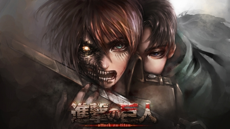 Attack On Titan Other Anime Background Wallpapers On Desktop Nexus Image 1553517