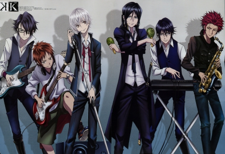 K Band Other Anime Background Wallpapers On Desktop Nexus Image 1553681