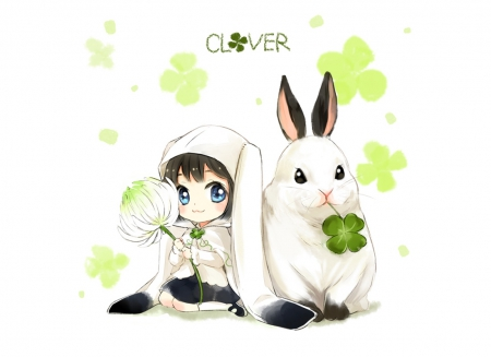 Clover Other Anime Background Wallpapers On Desktop Nexus