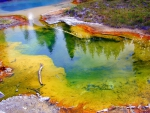Yellowstone National Park, Hot Waters