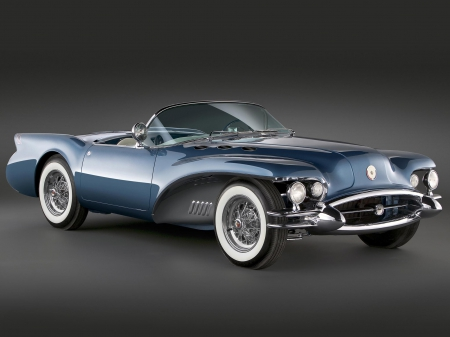 Buick Wildcat Ii Concept Car Buick Cars Background Wallpapers On