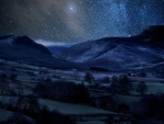 Cadar Idris by Starlight