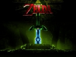 The legend of Zelda (Master Sword)