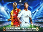 Galatasaray - Real Madrid Champions League 2013
