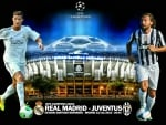 Real Madrid - Juventus Champions League 2013