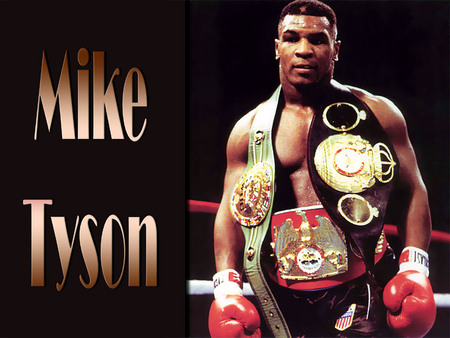 Mike Tyson - boxer, champion, boxing, mike tyson