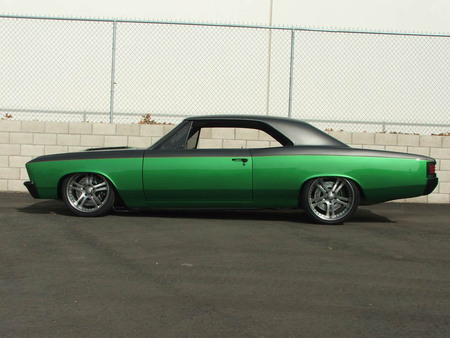 2 Tone Chevelle Muscle Cars Wallpapers And Images Desktop Nexus