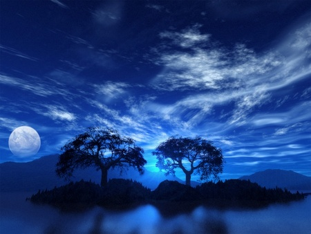 Beautiful night sky nature background wallpapers on - Cool night nature backgrounds ...