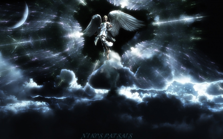 Guardian Angel Wallpaper Anime Guardian Angel Wallpaper Anime