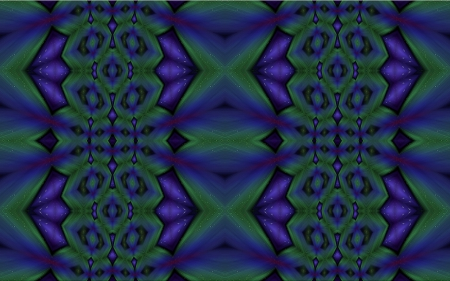 Purple and Green Blanket Pattern - Purple, Blanket, Wallpaper, Green, Mind Teaser, Watercolor, Machorro, Jimenez