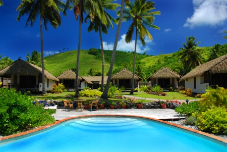 Incredible Lush Resort In Fiji
