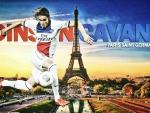 Edinson Cavani PSG Wallpaper