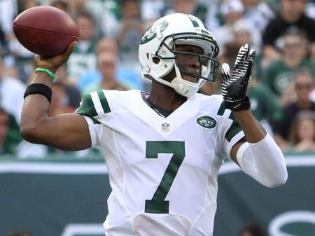 Geno Smith - quarterback, jets, new york jts, Geno Smith
