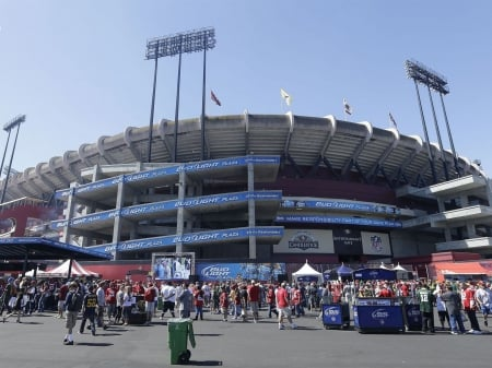 Candlestick Park - candlestick, san francisco giant, 49ers, giants, Candlestick Park, niners