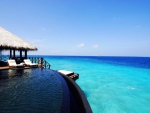 Water Villa with Infinity pool