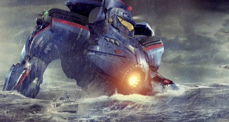 Pacific Rim - Rim, movie, Pacific, robot