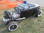 Hemi powered Ford Hot Rod