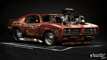 Pontiac Gto American Muscle Fast And Furious Wallpapers