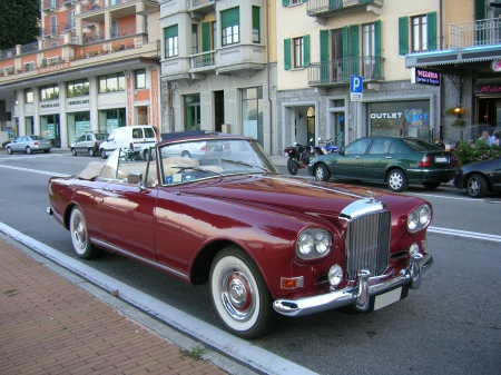 Bently S3 - dropheads, Bently, Rolls Royce, Luxury cars, coups, covertibles
