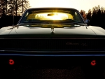 1970 Dodge Charger R/T in the Sunlight
