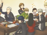 persona 4 let's have fun