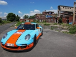 Porsche-997-Turbo-Gulf Racing
