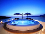 Luxury Yacht with Jacuzzi