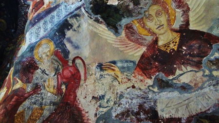 sumela monastery - history, the frescoes, mountain, construction