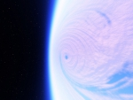 Cyclone view from The Sky