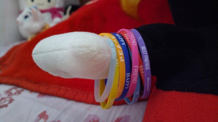 Friendship bands - friendship bands, success, bands, friend, friendship, mickey, happy luck