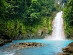 Rio Celeste National Park, Costa Rico