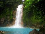 Rio Celeste National State Park, Costa Rico