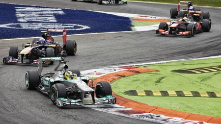 Formula 1 Grand Prix - cars, racing, grand prix, formula