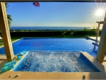 Jacuzzi Villa with Sea View