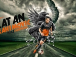 Zlatan Ibrahimovic Nike Wallpaper