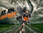 Zlatan Ibrahimovic Nike Wallpaper