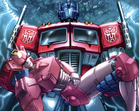 Transformers - transformers, robot, decepticons, autobots, cartoon, anime