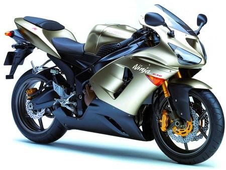 Bike 3 Kawasaki Ninja 636