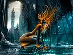 Foxy Fire girl...