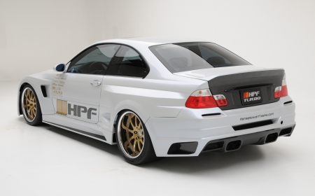 BMW M3 2.5 Turbo - turbo, bmw, car, m3, auto, tuning