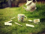 *** TIME FOR TEA ***